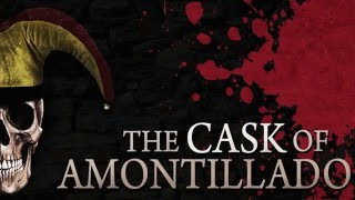 The Cask of Amontillado ╾ Edgar Allan Poe ∷ CLASSIC HORROR RADIO THEATER STYLE