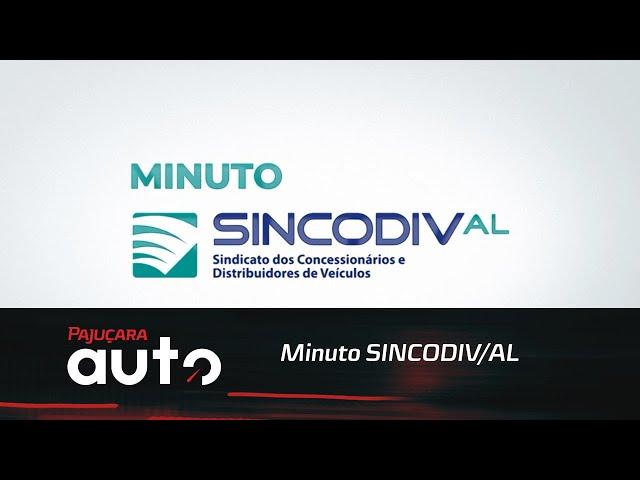 Minuto SINCODIV/AL: Concessionários de Alagoas estão prontas para receber os clientes