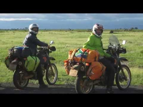 This Way Up - Cape to Cairo by Motorcycle