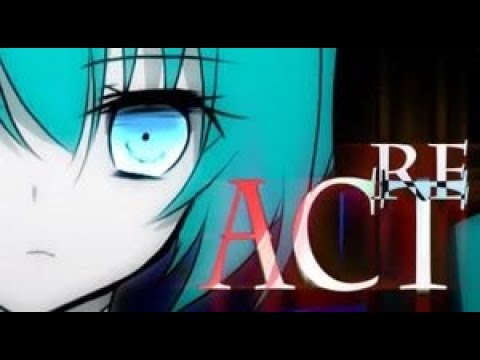 【Vocaloid 4】ReAct【Yuzuki Yukari x IA x Arsloid】【Sub español】【Vocaloidカバー】