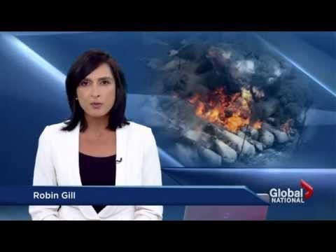 Lac-Megantic train explosion