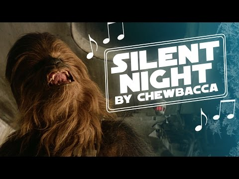 chewbacca, el villancico navideno y un video viral