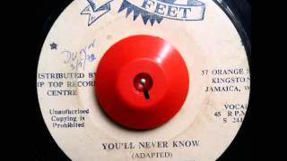 Download Errol Dunckley - You'll Never Know + Dub