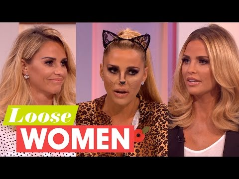 Katie Price's Most Outrageous Comments on Loose Women