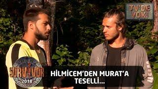 TV'de YOK   Hilmicemden Murata teselli! 'Hiç şüphem yok'   22.Bölüm   Survivor 2018
