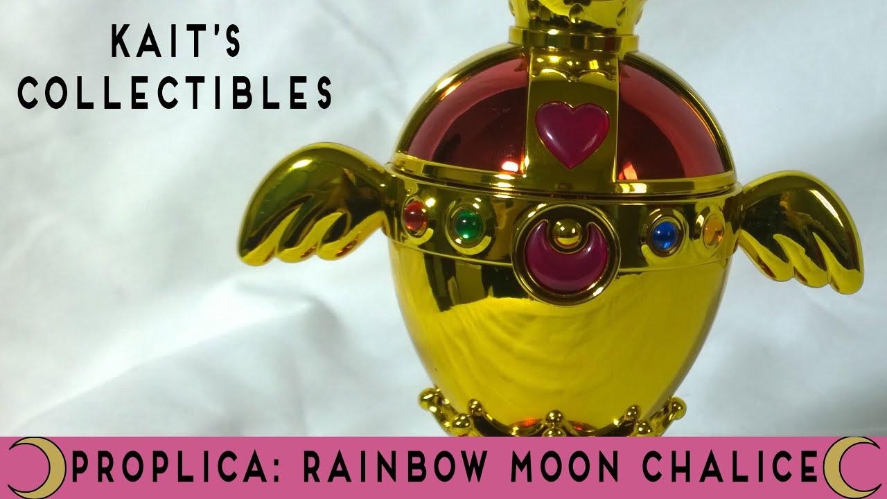 Kait's Collectibles Ep 66 - Proplica Rainbow Moon Chalice (Sailor Moon S)