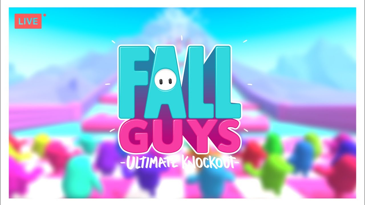 🔴FALL GUYS | WITH SUBS | Want some chicken nuggets?
