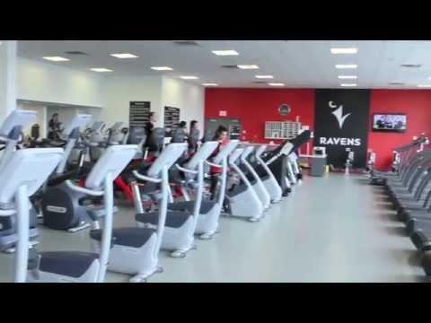 Fitness Centre Tour - Carleton Ravens
