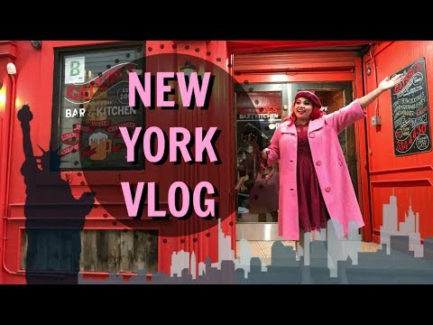 Fish in the Big Apple: Times Square, Little Italy | Disneyland Mermaid vlog 4.15.18
