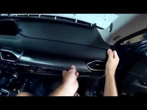 2017 2018 Mazda Cx 5 Aa Acp Install Part 1 Youtube
