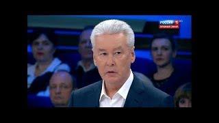 Смотреть видео Мэр Москвы Сергей Собянин о программе реновации жилья онлайн