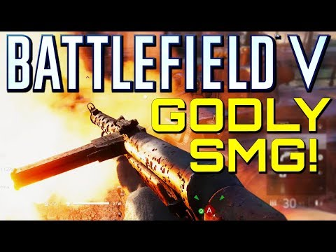 Battlefield 5: New ZK-383 is Godly! (Battlefield V Multiplayer Gameplay) thumbnail