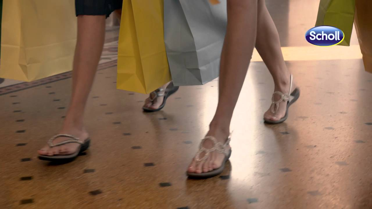 88ea4390a Scholl nova coleção calçado verão 2016 - YouTube