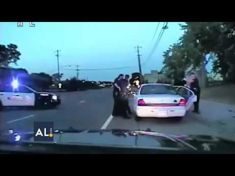 Dashcam video of Philando Castile shooting