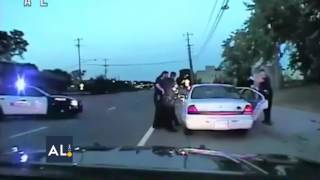 Dashcam video of Philando Castile shooting