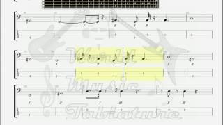 Def Leppard   Love Bites BASS GUITAR TAB