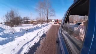 Жөндеу жолдың Чусовом, 23 наурыз күні 2016 жылғы келгенде Д. А. Медведевтің