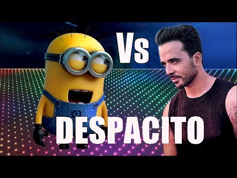 Despacito ft. Minions ∞ Corto Despicable Me 3