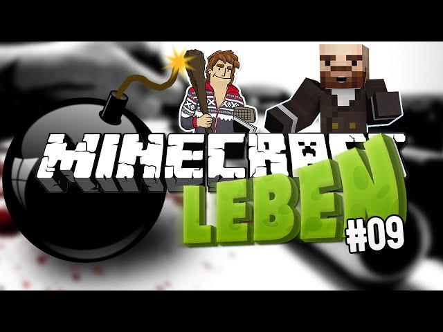 ANGRIFF AUF DIE PRESSE | Minecraft LEBEN #09 | BumsDoggie