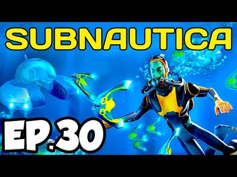Subnautica Ep.30 - MINING NICKEL, LOST RIVER, GHOST LEVIATHAN!! (Full Release Gameplay / Let's Play)
