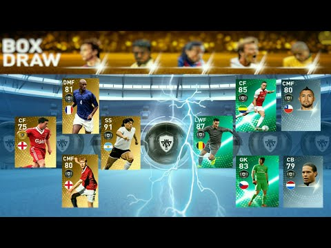 PES2019 MOBILE : LUCKY DAY PACK OPENING!! 😎😎