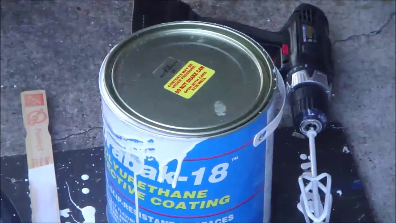 Durabak Bedliner Paint Job Exterior Paint On Car Or Truck Youtube