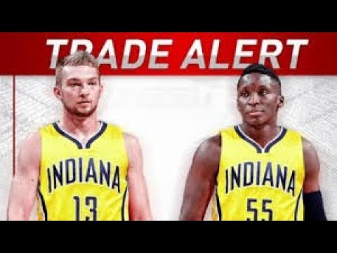 NBA talk is Victor Oladipo and domantas Sabonis showing that okc lost the trade?
