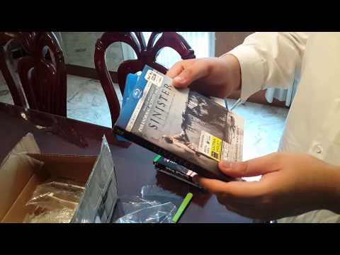 Unboxing películas bluray eBay