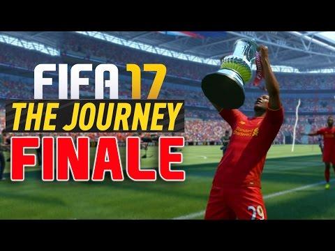 IL SOGNO DI ALEX HUNTER!! LA FINE DEL VIAGGIO - FIFA 17 THE JOURNEY FINALE