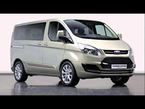 ford transit custom kombi van 310 s deluxe youtube