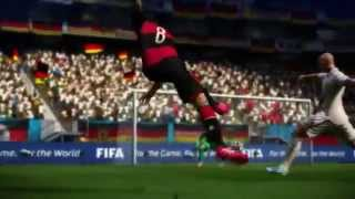 Fifa world cup trailer (2002,2006,2010,2014)