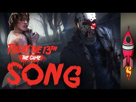 Friday The 13th The Game - Rockit Gaming Rap Song | Thousand Pieces |