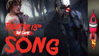 Friday The 13th The Game - Rockit Gaming Rap Song   Thousand Pieces  