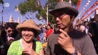 La feria de Abril, de Sevilla para el mundo | Euromaxx