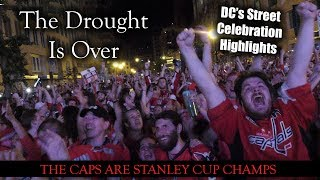 Washington Capitals | Caps Outdoor Watch Party | Stanley Cup Champions
