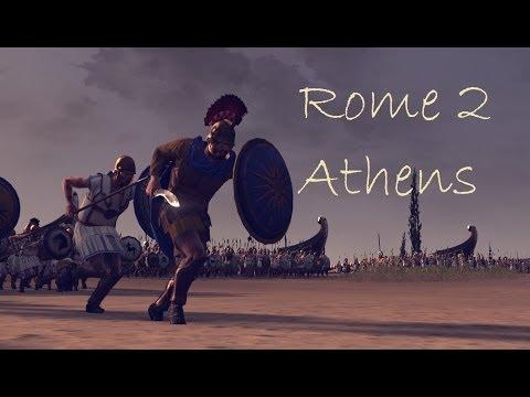 Rome 2 Athens Economical Victory |