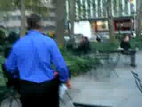 New York Scientologists Behaving Badly Pt 1