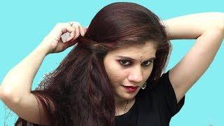 Easy Self Hairstyles for long hair 🌺 Easy Beautiful Hairstyles 🌺 Best Hairstyles for Girls