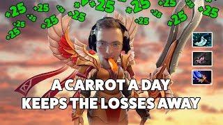 A CARROT A DAY KEEPS THE LOSSES AWAY - Legion Mid