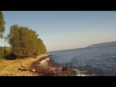 Another tragic morning on Lesvos Greece