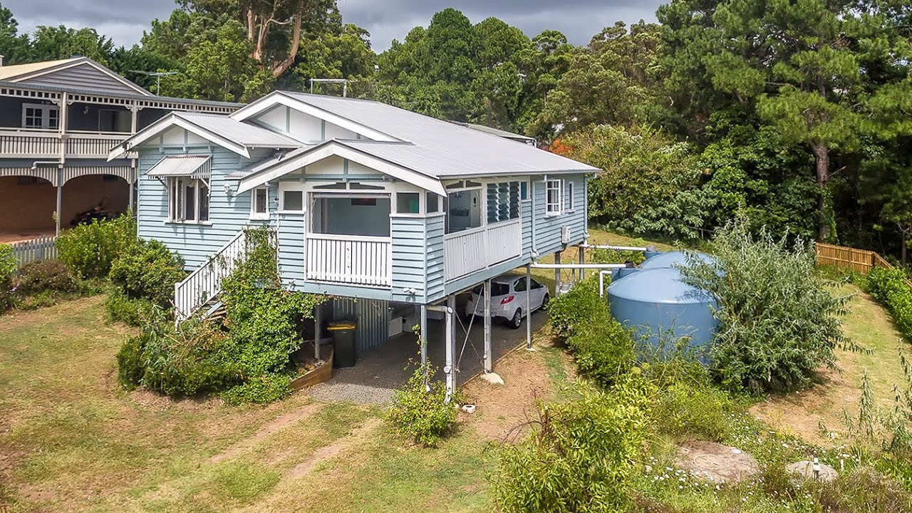 classic queenslander for sale at 10 demavend drive  tamborine mountain qld