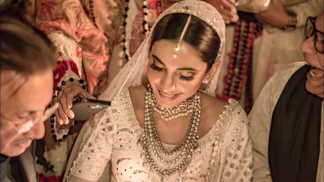 Zia & Mariam Nikkah Highlights - Pakistani Wedding Highlights Karachi | Asian Wedding 2020 | Muslim