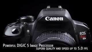 Canon T5i - The Impressive Functionality of the Canon EOS Rebel T5i