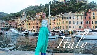 Итальянская Ривьера: Портофино, Генуя ♥ Море-море