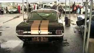1966 Shelby Mustang GT350 Hertz - Start up and Revs sound + details