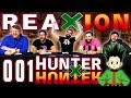 Hunter X Hunter 1 REACTION Departure And Friends mp3