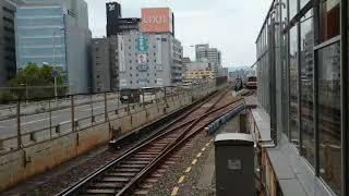 大阪メトロ30000系新大阪駅発車