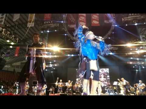 Bruno Cantando Con Cuisillos 2015