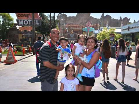 Disneyland Vacation 2015