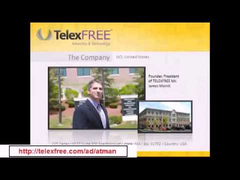 TelexFree English USA   Business Opportunity Presentation   United States Expansion 2013